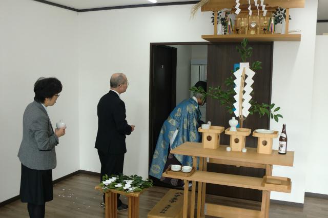 新事務所開設記念1